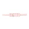 Luxury hand- made hairband for hair with bow and pearls Powder Pink